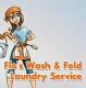 Flos Wash  Fold Laundry Services